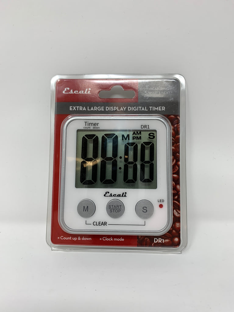 Escali Extra Large display timer