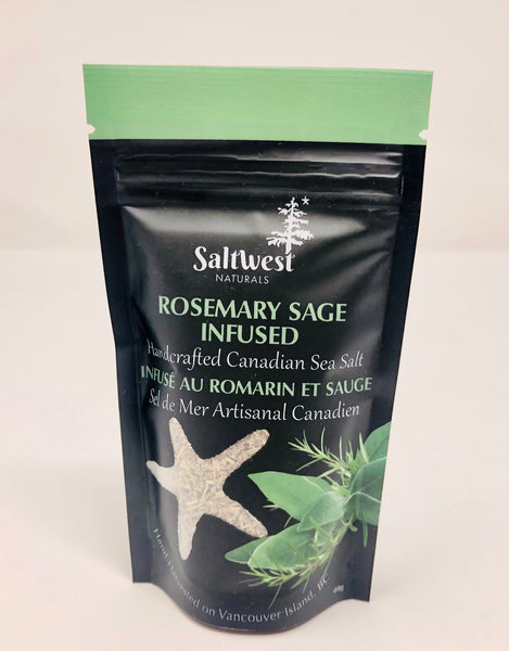 Saltwest Rosemary Sage Infused