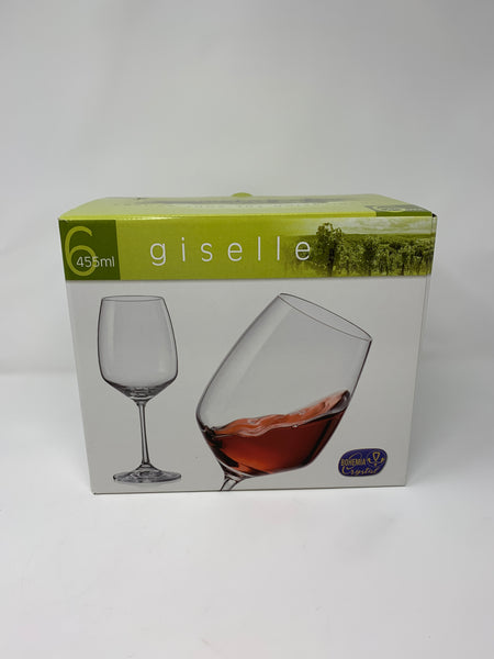 Giselle 455 ml Wine glass
