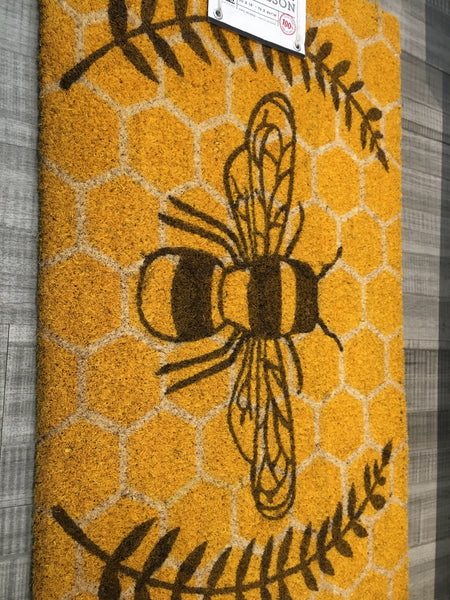 NowDesigns Honeybee Outdoor Mat