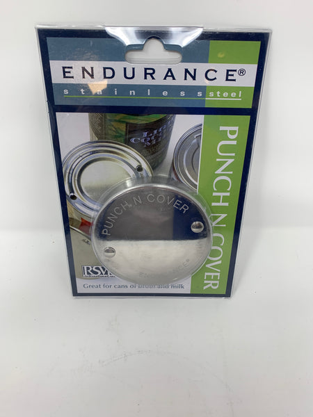 Endurance Punch Cover