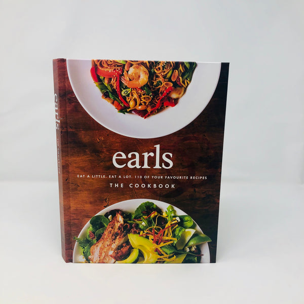 Earls Cook Book
