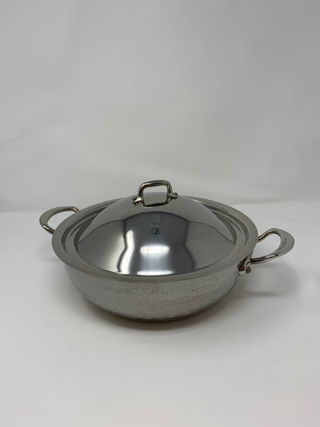 Mauviel  Splayed 3.2L Sauté Pan