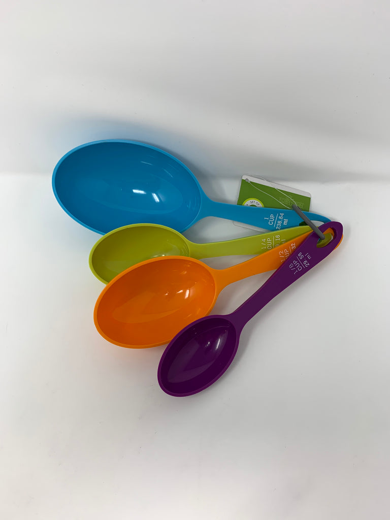 Foxrun plastic measuring cup set