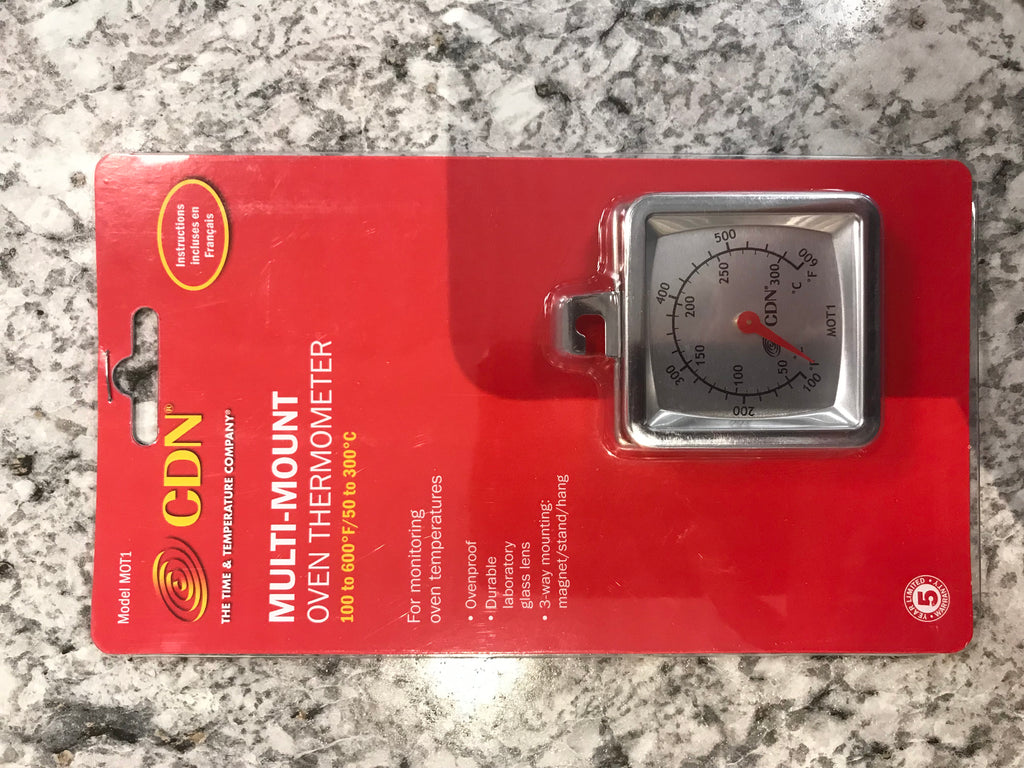 CDN multi mode oven thermometer