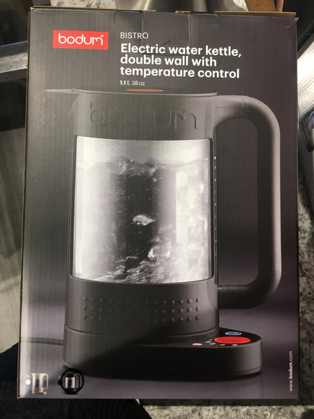 Bodum Bistro Double Wall Glass Electric Kettle
