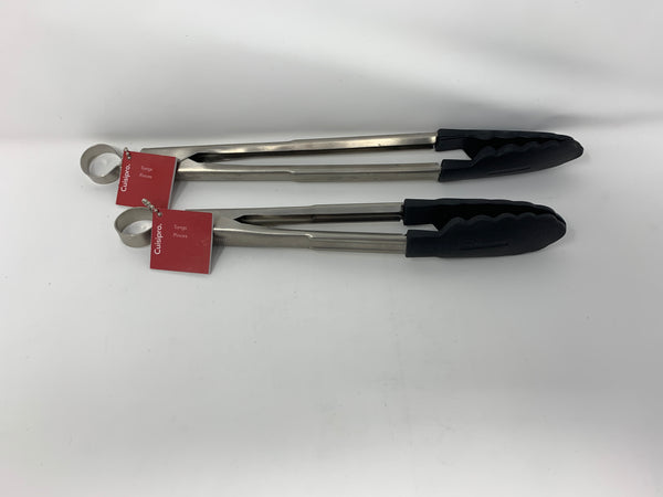 Cuisipro  Silicon Tongs 9.5""