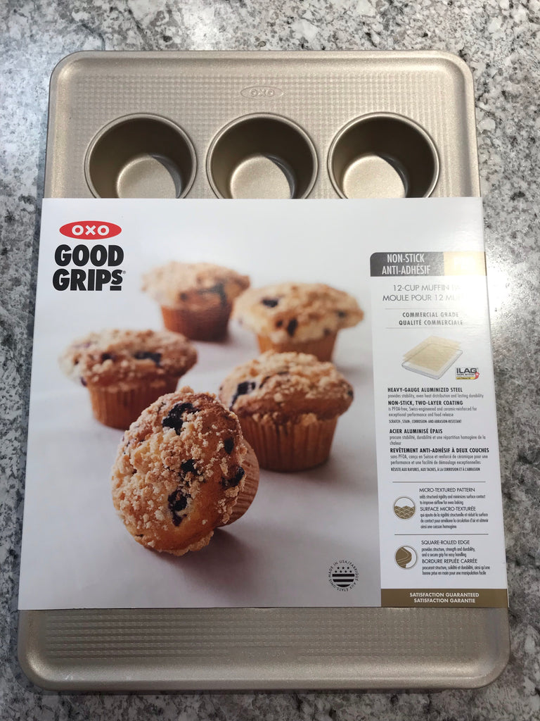 Oxo good grips muffin pan