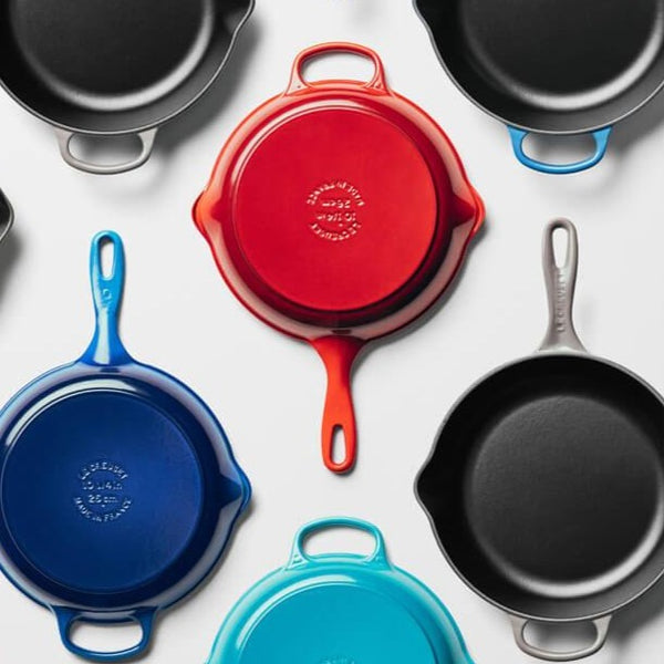 Le Creuset Cast Iron Handle Skillet