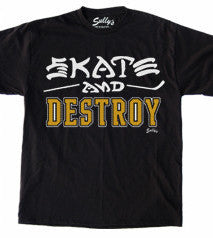 Skate and Destroy T-Shirt