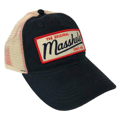 Masshole Mesh Trucker Hat