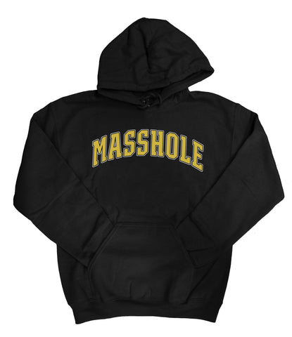 Masshole® - Arched Gold - Sweatshirt