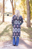 Cattle Ranch Cardigan