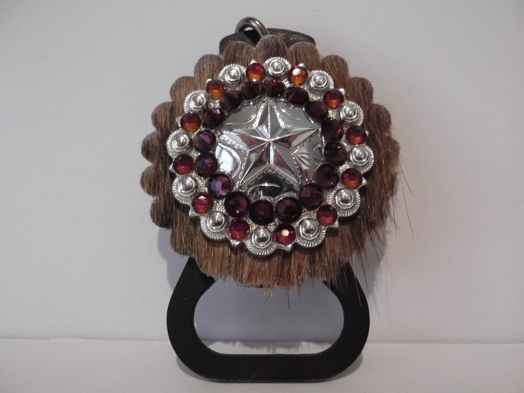 Star Concho Bottle Opener - Dally Down Designs