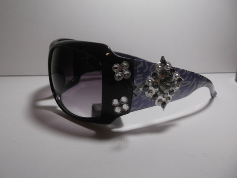 Pistol Cowgirl Concho Sunglasses - Dally Down Designs