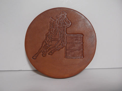 Assorted Leather Coasters