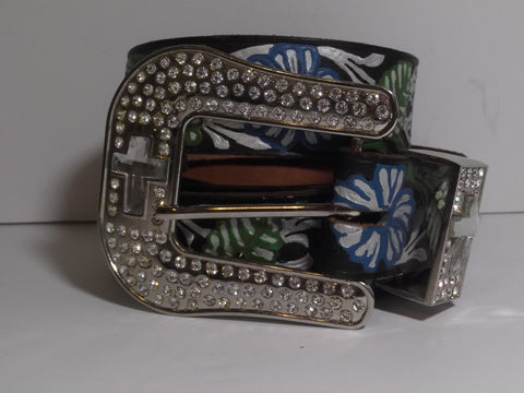 "1 1/2"" Custom Concho Belt"