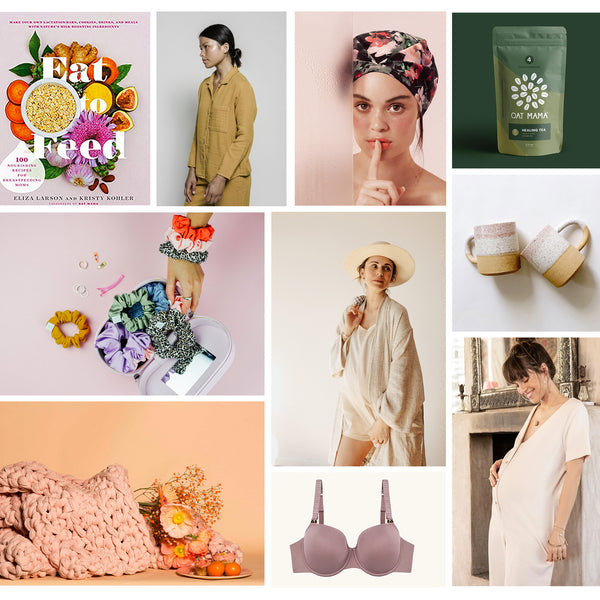 Mother's Day Gift Guide for Postpartum Mamas