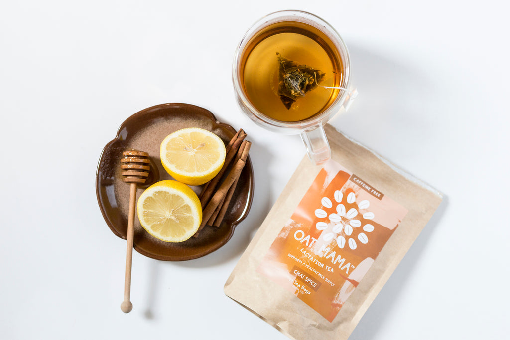 Oat Mama Chai Hot Mock Toddy