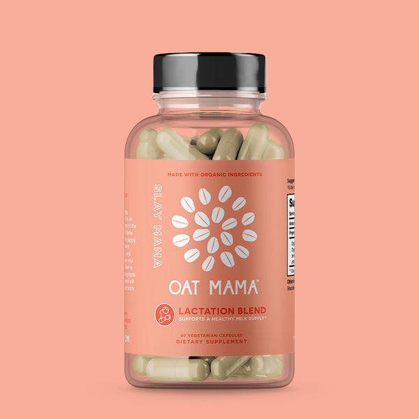 Slay Mama Lactation Blend Supplement