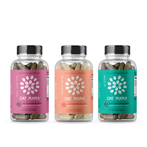 Lactation Supplement Trio
