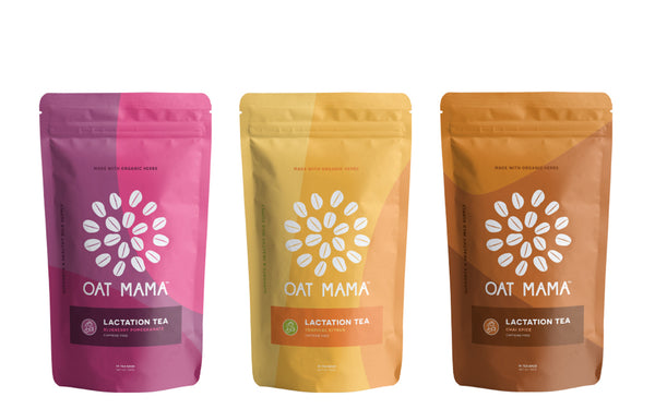 Lactation Tea Bundle