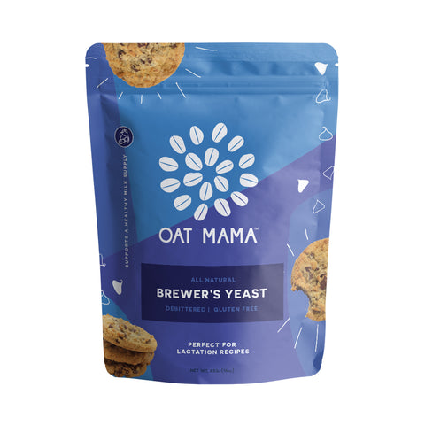 Oat Mama Lactation Brewer's Yeast