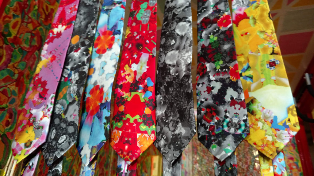 NEW 100% 16MM Satin Silk Ties