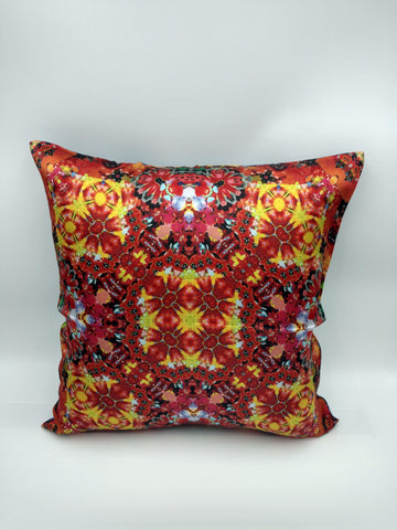 Silk Satin 16mm Pillow Cover 1 - 16x16 Inches