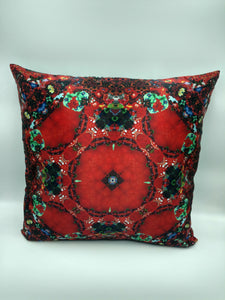 Silk Satin 16mm Pillow Cover 2 - 20x20 Inches