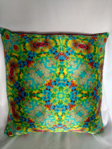 Silk Satin 16mm Pillow Cover 5 - 16x16 Inches