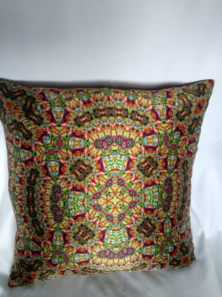 Silk Satin 16mm Pillow Cover 10 - 16x16 Inches