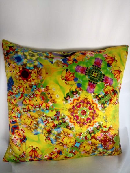 Silk Satin 16mm Pillow Cover 7 - 20x20 Inches