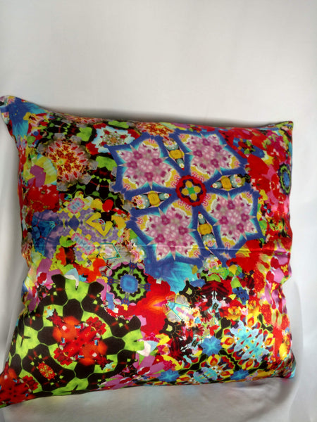Silk Satin 16mm Pillow Cover 8 - 20x20 Inches