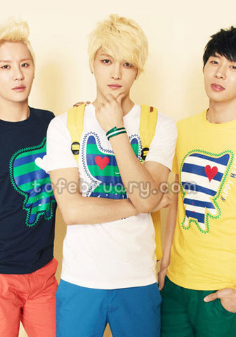 JYJ Happy Heart Shirt