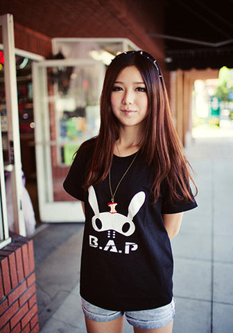 B.A.P Matoki Black Unisex T-Shirt Top
