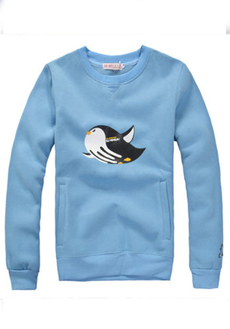 EXO Luhan Penguin Pullover Sweater