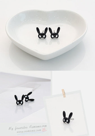 Mouse Earrings