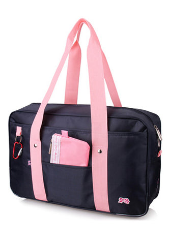 Japanese Cosplay School Bag Backpack in Pink