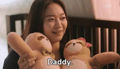 Korean TV Drama So Ji Sub Shin Mina Oh My Venus Sloth Doll