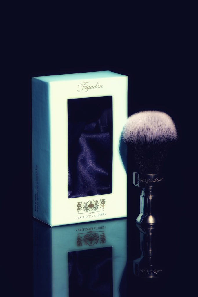 Shaving Brush - Calliditas A Lupus