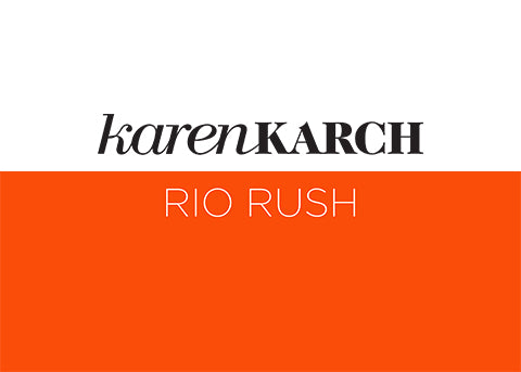 Karen Karch Jewelry - Rio Rush Look Book