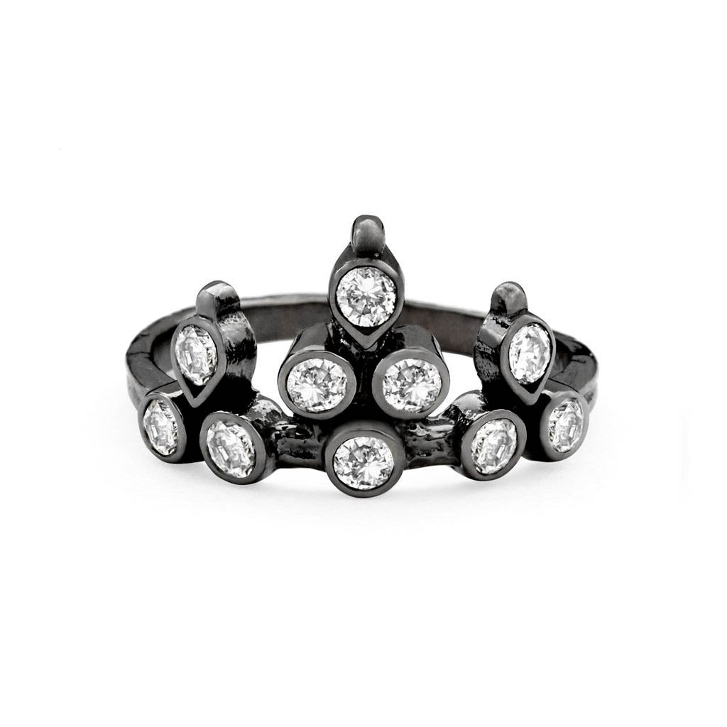 FLOATING STAR 2-RING SET