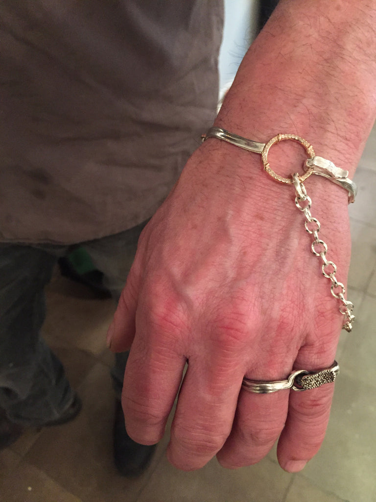 COPACABANA SIDE CHAIN BRACELET