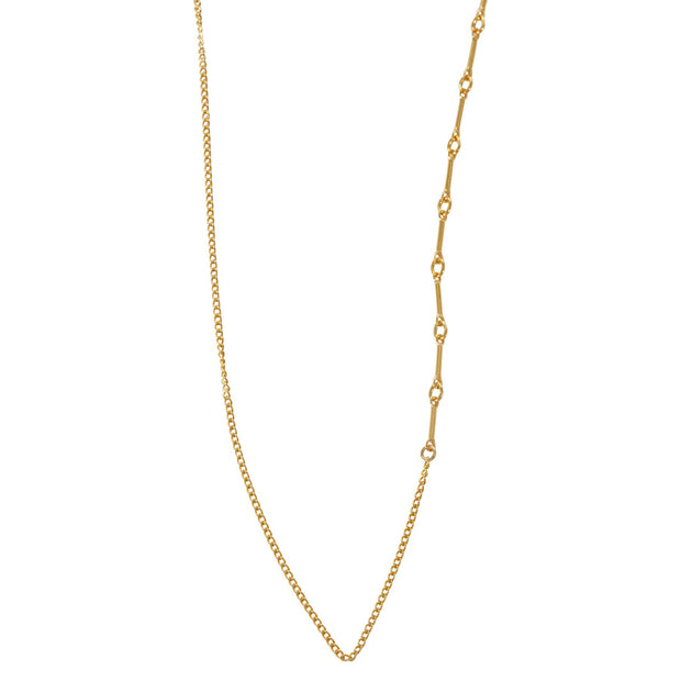 MYSTICAL ELONGATED BLING CHAIN