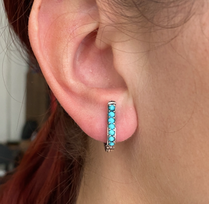 INVERTED STUDDED MAINSTAY HOOPS