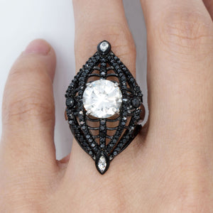 CUSTOM RING JACKET, Ring - Made local in New York City by the best alternative jewelry store. Shop more Karen Karch & Karch Wolfe at www.karenkarch.com or visit us at 38 Gramercy Park N.