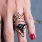DUNE, Ring - Made local in New York City by the best alternative jewelry store. Shop more Karen Karch & Karch Wolfe at www.karenkarch.com or visit us at 38 Gramercy Park N.