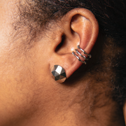 GLADIATOR TRIPLE VINE EAR CUFF