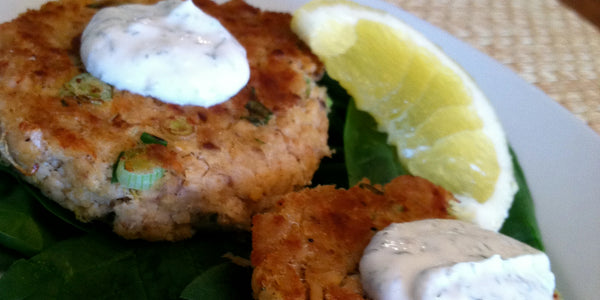 Salmon Cakes Recipe: Healthy And High In Protein